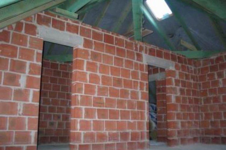 Przykładowe zastosowanie nadproży budowlanych L-19
