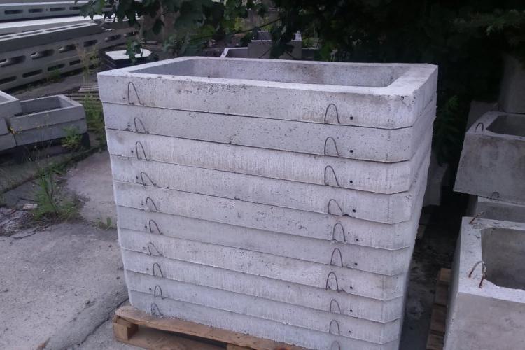 Pierścienie podwyższające rame studni SKR/10 cm