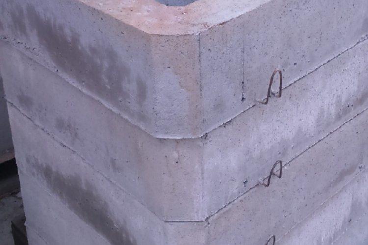 Pierścienie podwyższające (dystansowe) ramę studni SKR  www.cisbet.pl